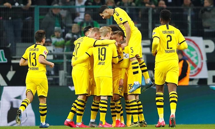 วิเคราะห์บอล บุนเดสลีก้า เยอรมนี ฤดูกาลใหม่ 2020-21 ดอร์ทมุนด์ VS กลัดบัค