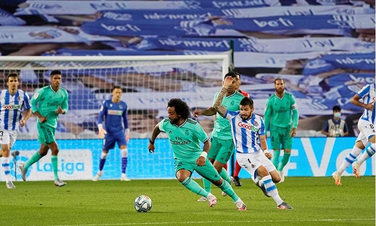 วิเคราะห์บอล ลา ลีก้า สเปน ฤดูกาลใหม่ 2020-21 เรอัล โซเซียดัด VS เรอัล มาดริด