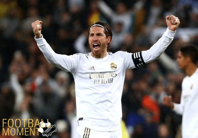 Sergio Ramos ( เซอร์จิโอ้ รามอส ) หนึ่งในกองหลังที่ดีที่สุดในโลก