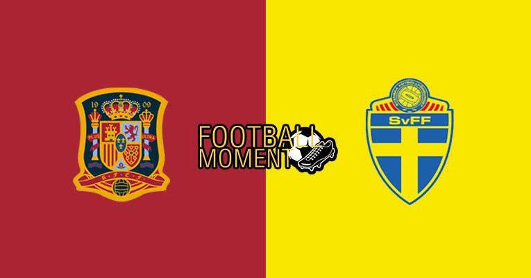 บทวิเคราะห์ฟุตบอลยูโร สเปน VS สวีเดน 14 มิถุนายน 2564