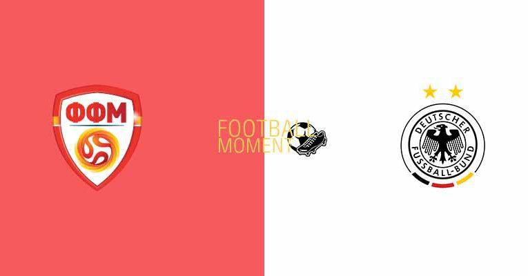 บทวิเคราะห์บอลวันนี้ ทีเด็ด บอลโลก โซนยุโรป มาซิโดเนีย VS เยอรมันนี